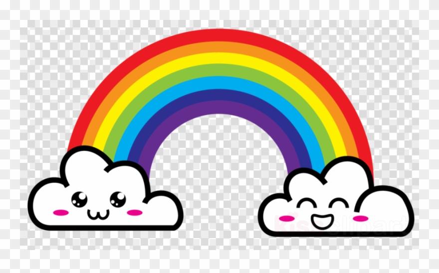 Cloud And Rainbow Clipart Rainbow Cloud.
