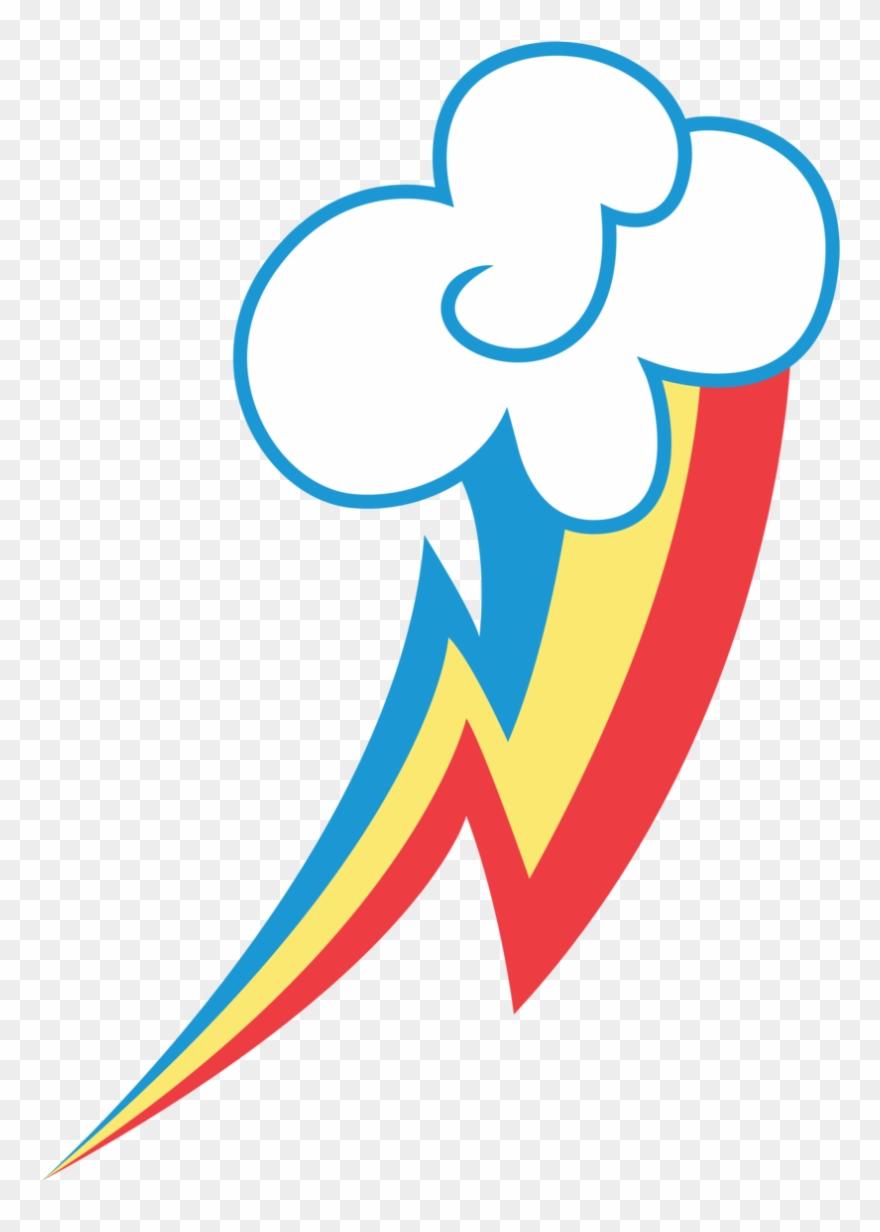 Rainbow Dash Cutie Mark By Erisgrim Deviantart Com Clipart.