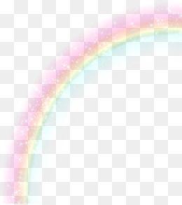 Starlight Rainbow Effect Element, Starlight, Rainbow, Effect.