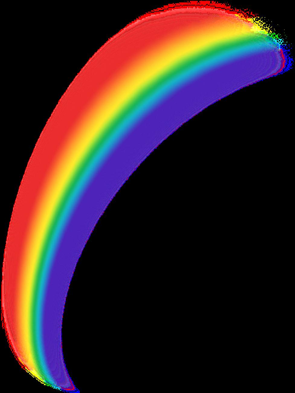 Rainbow Png Image Clip Art Free.