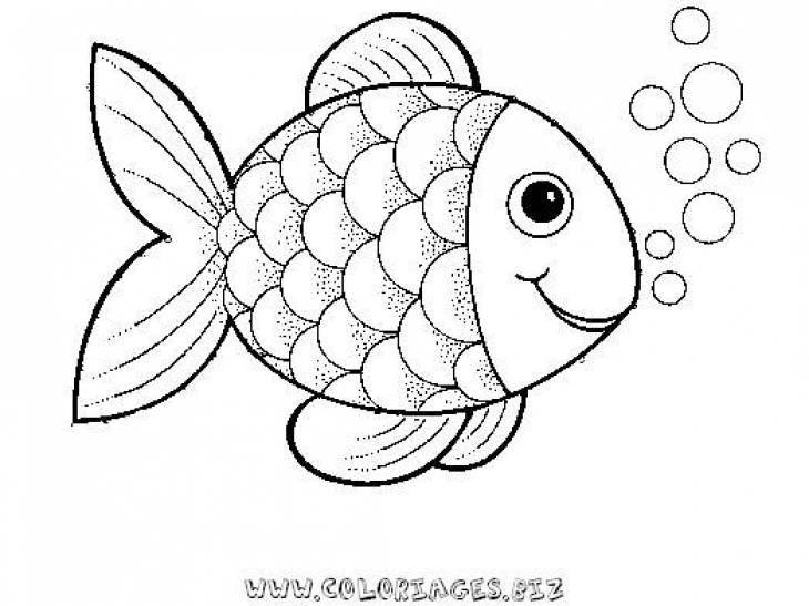 17 Rainbow Fish Coloring Pages Animals printable coloring pages.