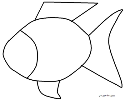 Fish black and white rainbow fish clipart black and white 4.