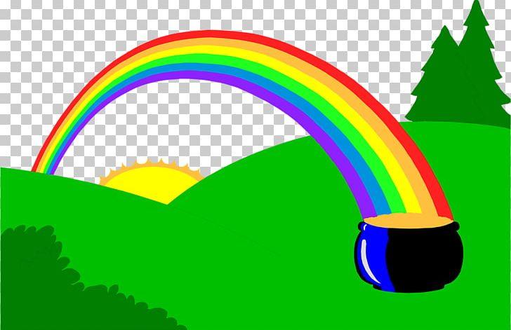 Rainbow Gold Leprechaun PNG, Clipart, Circle, Clipart, Clip.