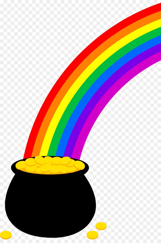 Rainbow Line clipart.
