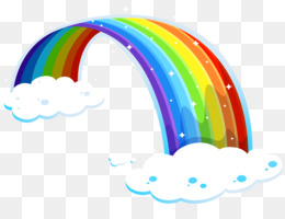 Rainbow Clipart PNG and Rainbow Clipart Transparent Clipart.