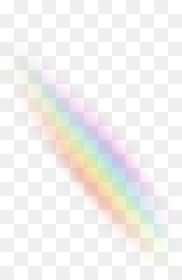 Rainbow Light PNG.