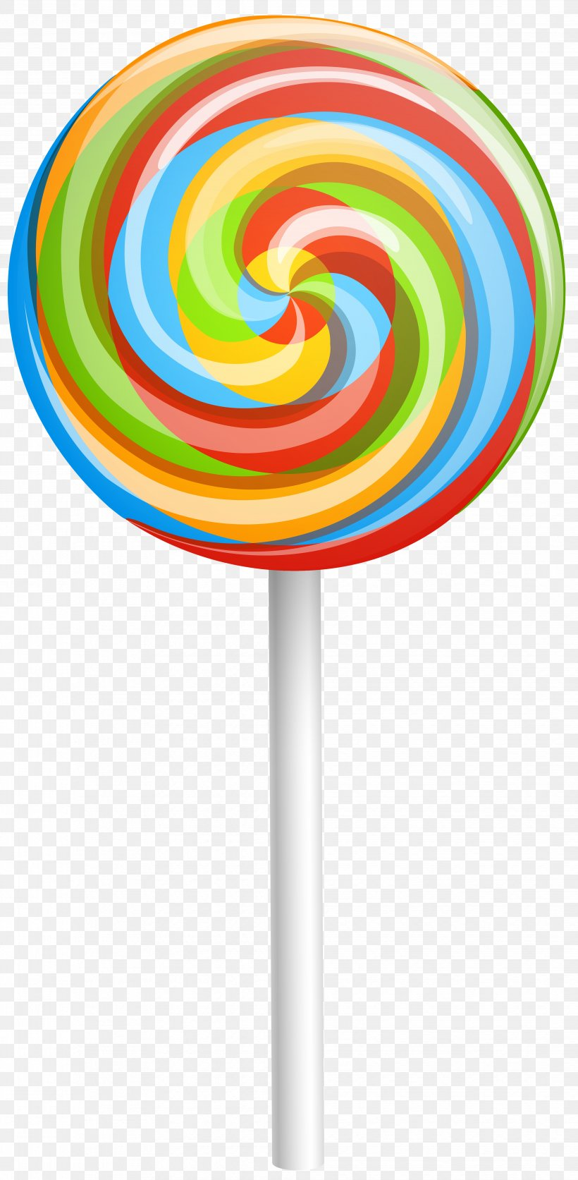 Lollipop Candy Clip Art, PNG, 3919x8000px, Lollipop, Candy.