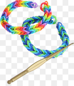 Rainbow Loom PNG and Rainbow Loom Transparent Clipart Free.
