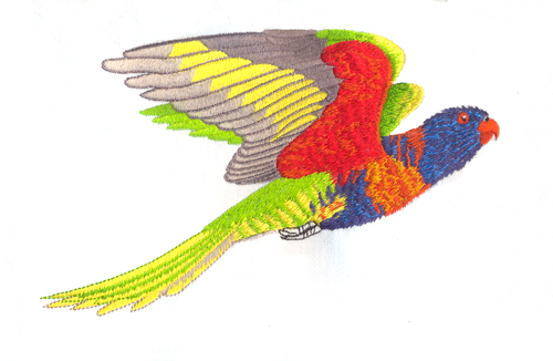 Single Designs : Outbackembroidery, Extensive Range of Embroidery.
