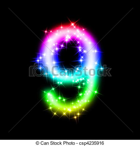 Rainbow number background Illustrations and Clipart. 1,542 Rainbow.