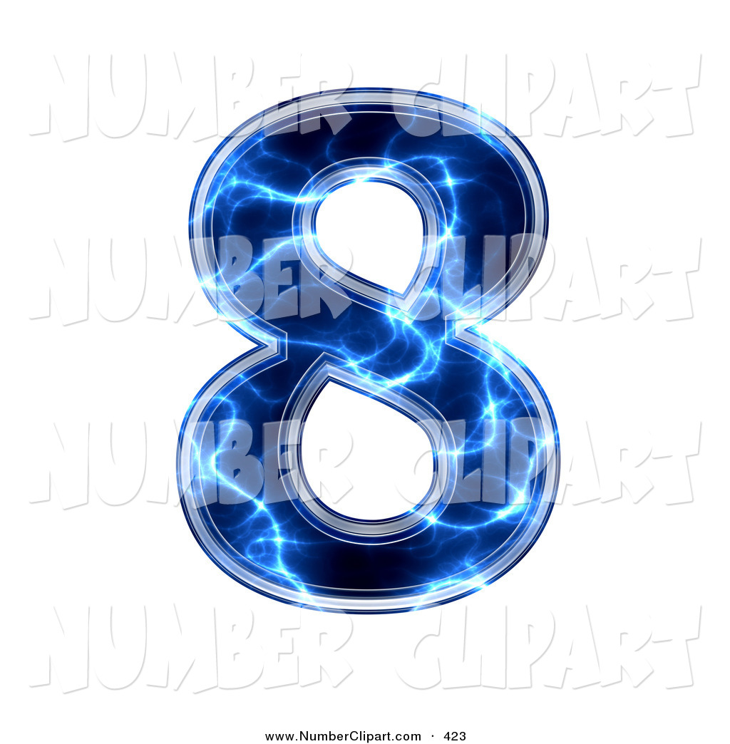 Royalty Free Stock Number Designs of Mathematics.