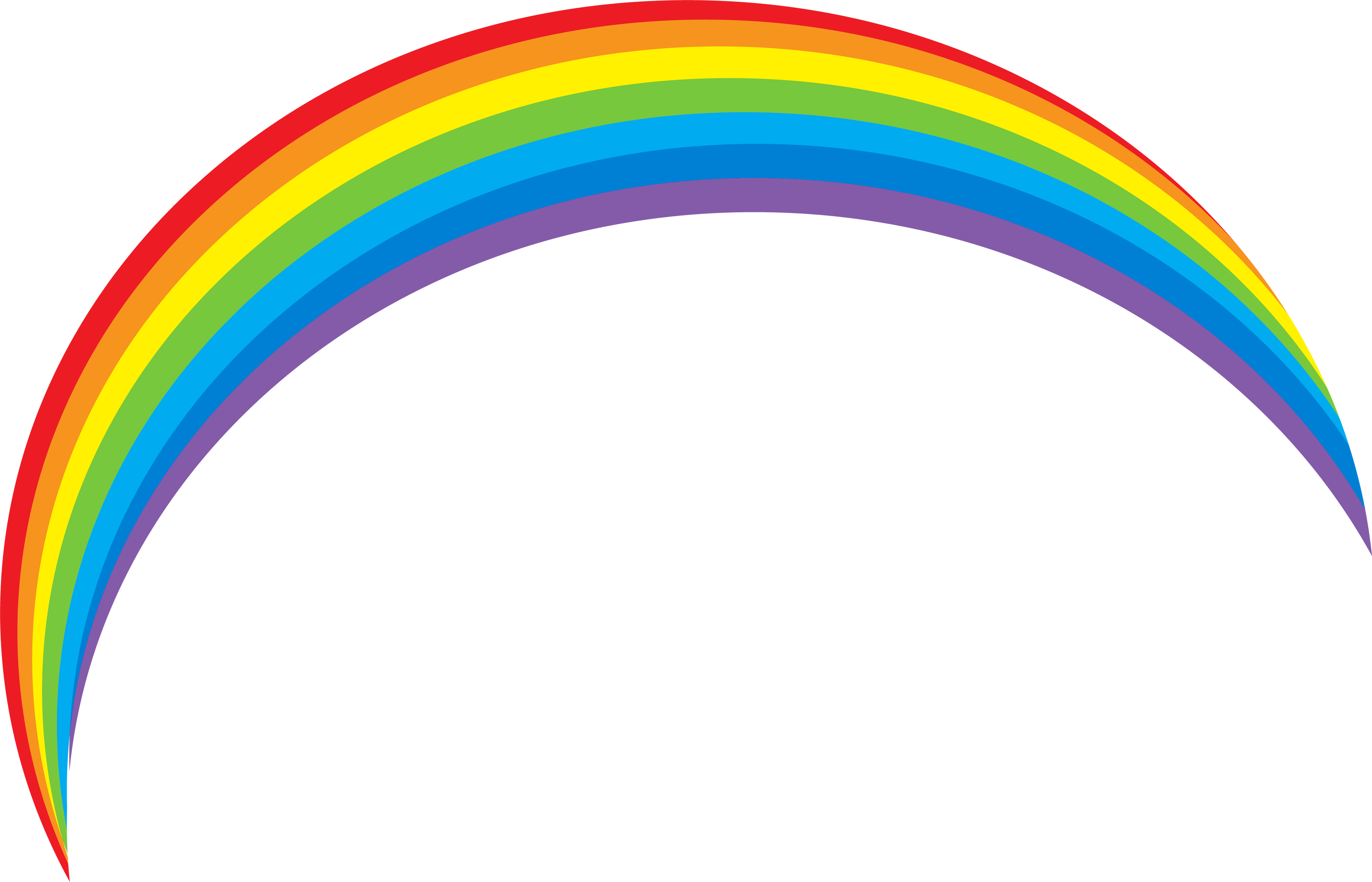 Rainbow PNG images free download.