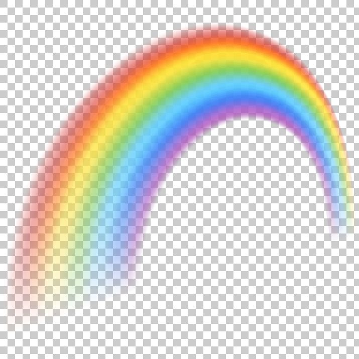 Rainbow PNG Transparent Image Free Download searchpng.com.