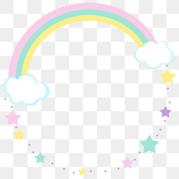 Rainbow PNG Images.