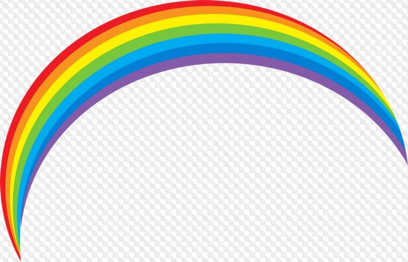 Rainbow PNG.