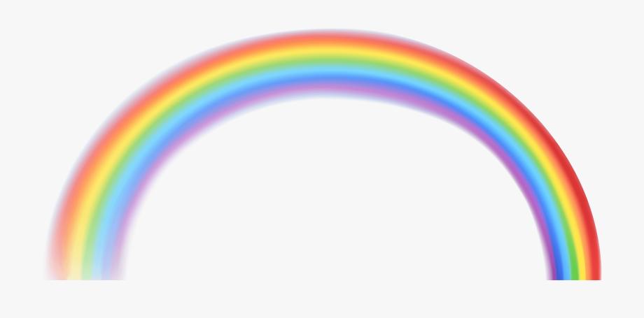 Rainbow Clipart Transparent.