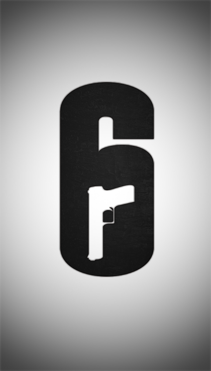 Rainbow Six: Siege Logo Mobile Wallpapers (Textures, Flags.