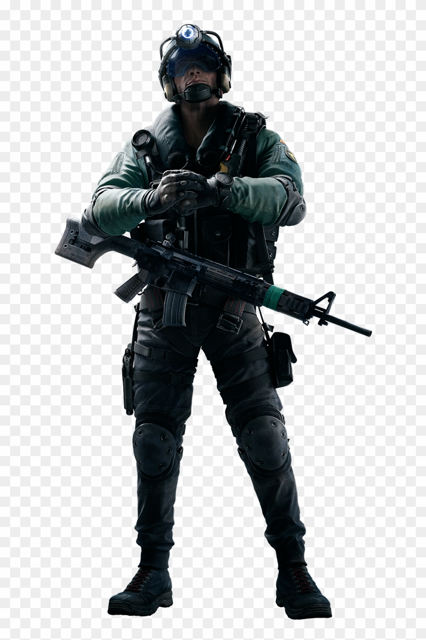 Rainbow Six Siege Characters , Png Download, Transparent Png.