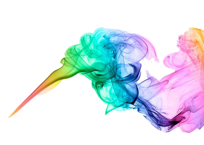 Colored Smoke Transparent PNG Pictures.