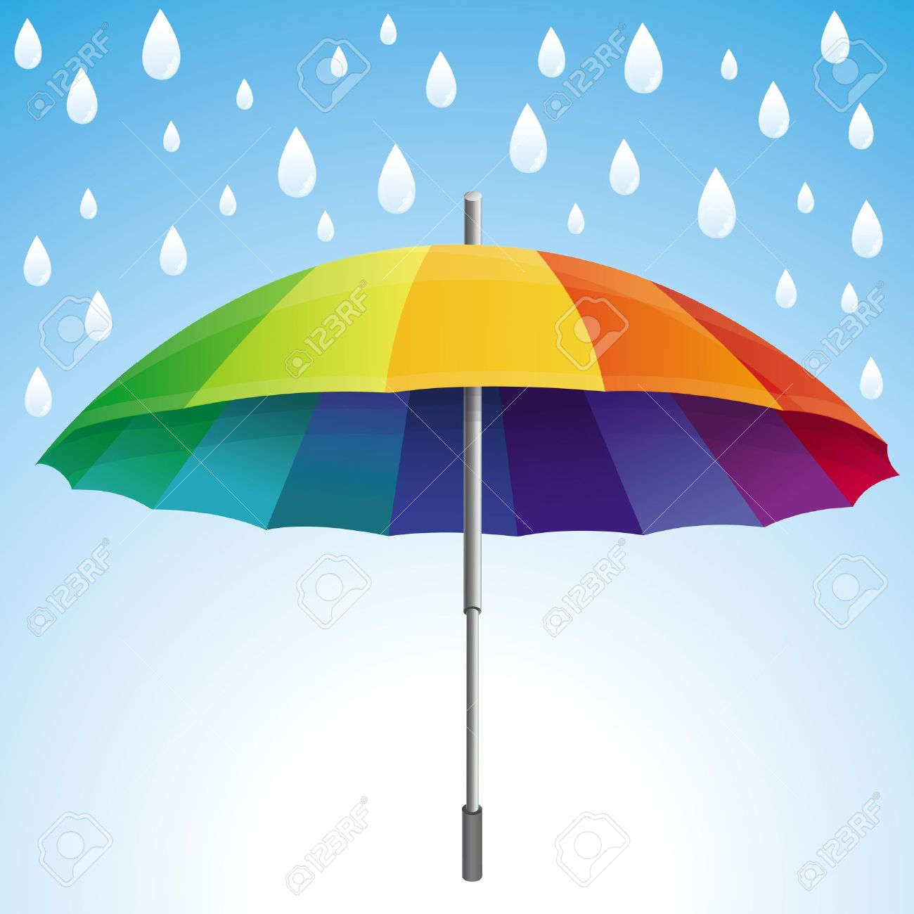 23,730 Umbrella Rain Stock Illustrations, Cliparts And Royalty.