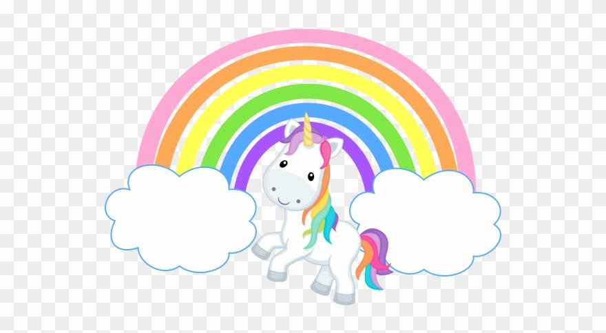 Svg Unicorn Rainbow.