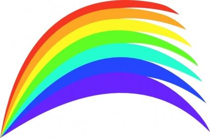 Rainbow Vector.