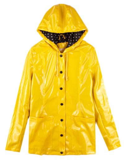 Raincoat PNG.