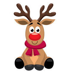 Christmas Reindeer Clipart Vector Images (over 560).