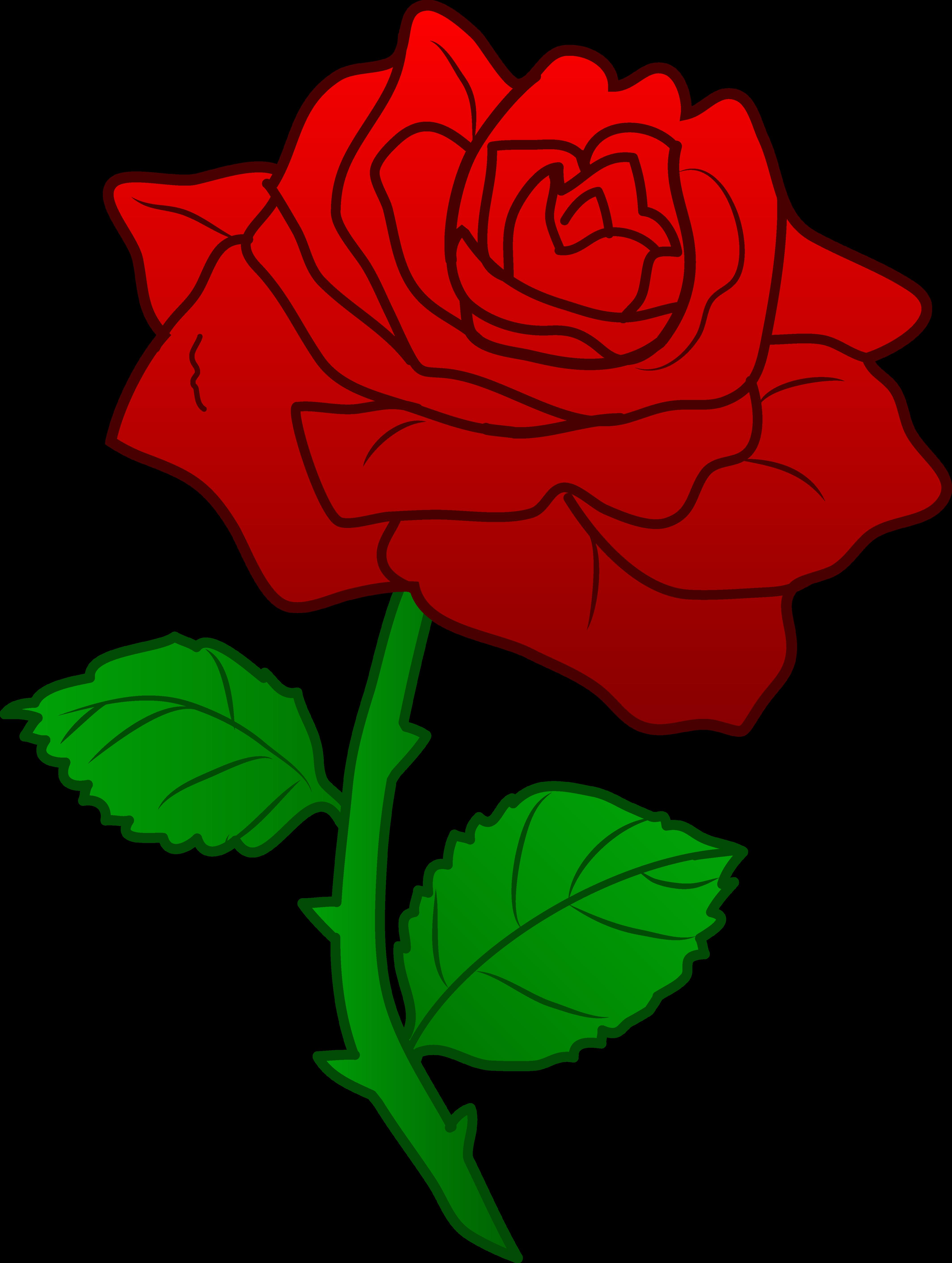 Rose Clipart & Rose Clip Art Images.