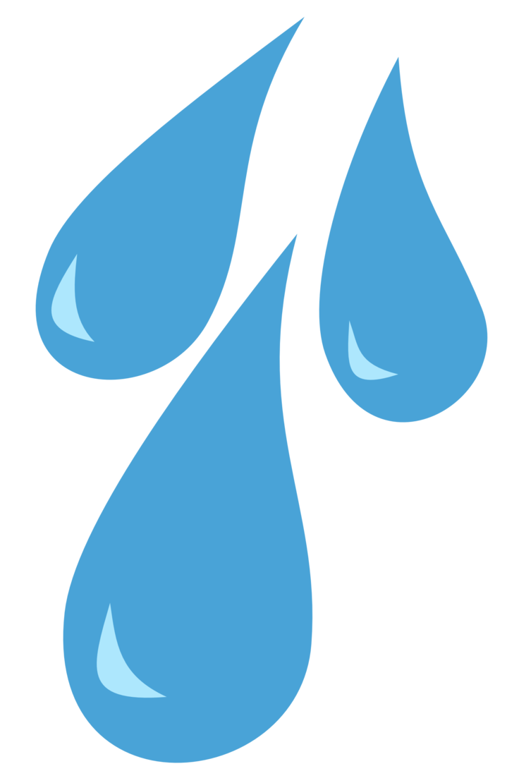 Raindrops PNG Transparent Images.