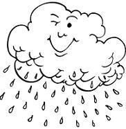 Rainfall Clipart.