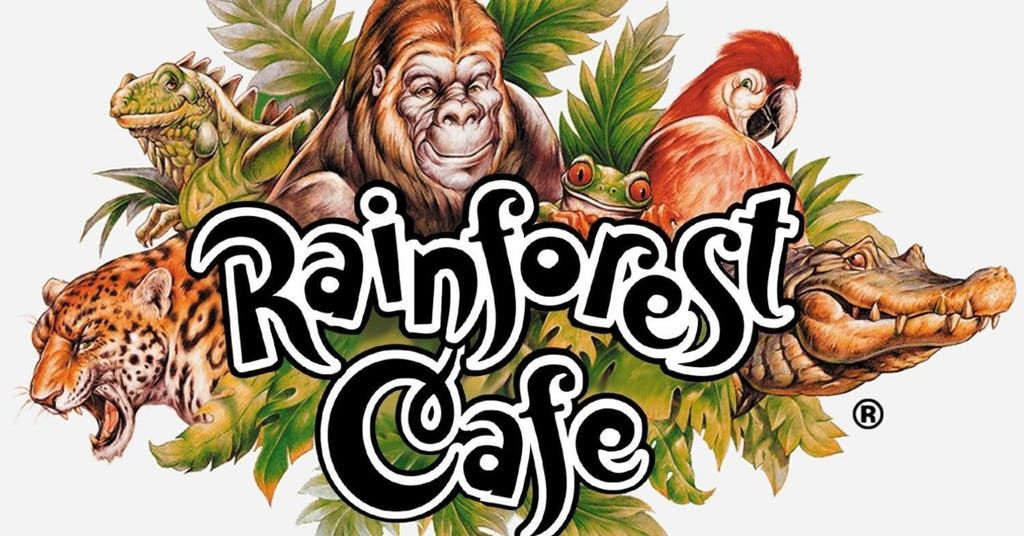 Rainforest Cafe Recipes.