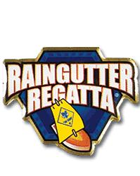Raingutter Regatta® Pin.
