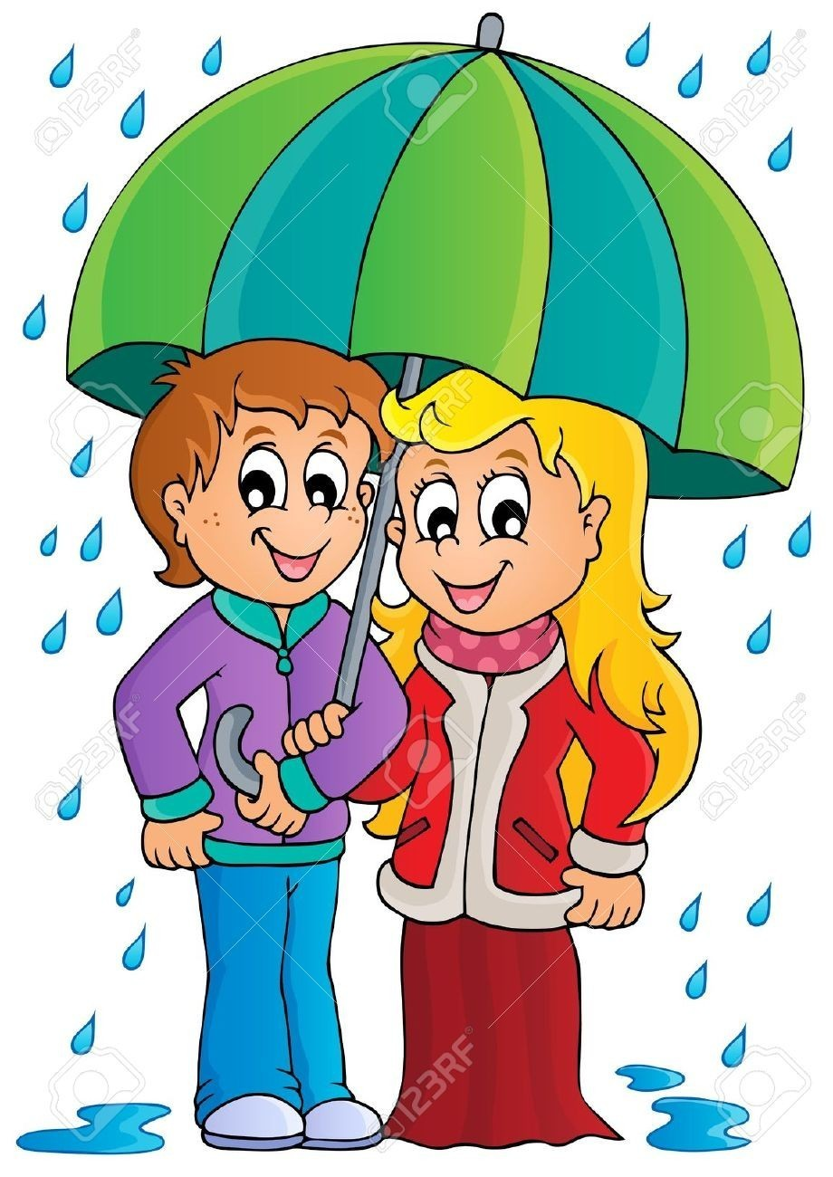 At Clipart Of Rainy Day Gloomy 621514 9572155 With 18.