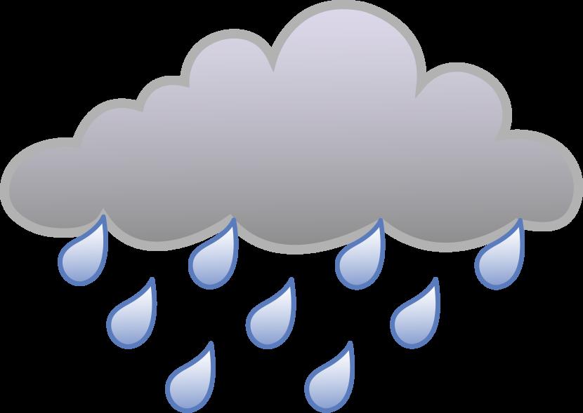 Best Rain Clipart #13787.
