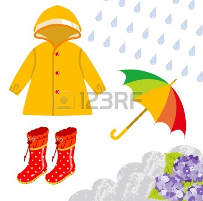 Rainy Day Desktop Clipart.