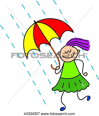 Rainy Day Clipart.