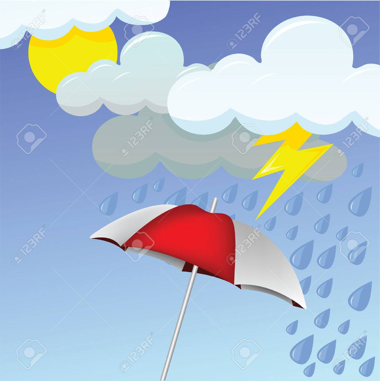 Free Sky Clipart rainy day, Download Free Clip Art on Owips.com.