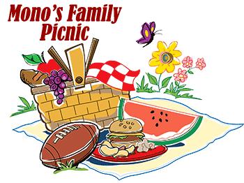 Mono Family Picnic.