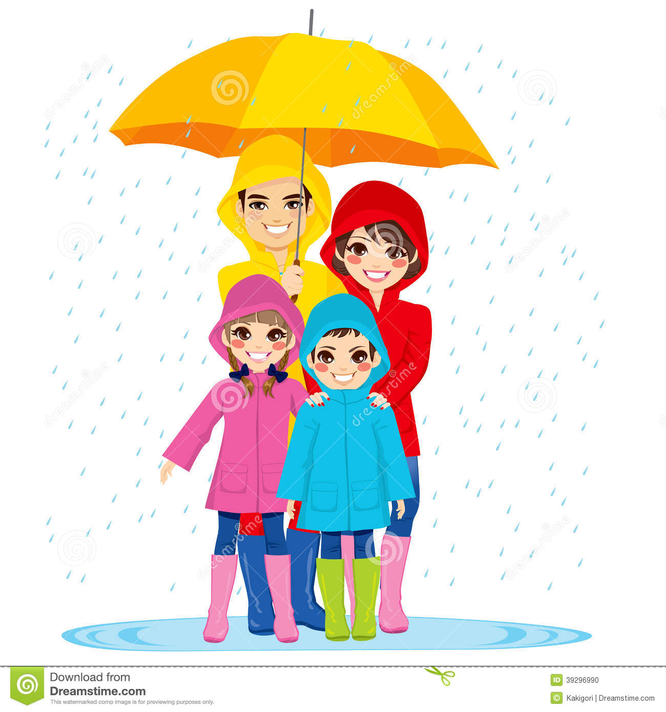 Rainy season clipart free download.