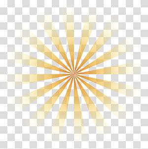 Yellow sun illustration, Animation Sunlight , sun.