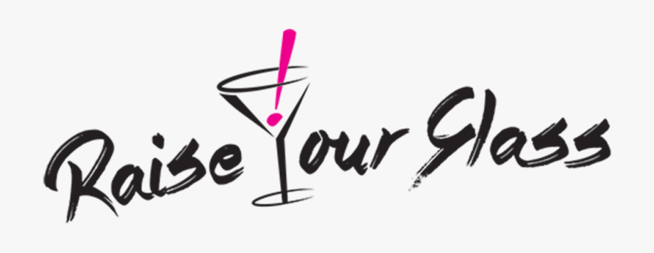 P Nk Raise Your Glass Logo , Transparent Cartoon, Free.