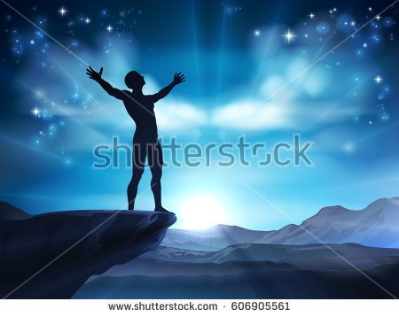 Praise The Lord Stock Images, Royalty.