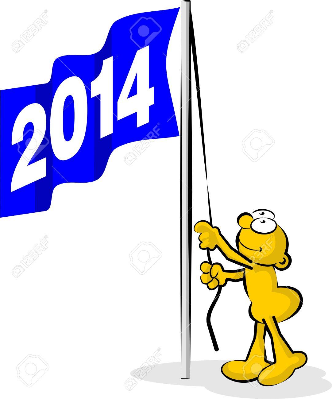 Raising Flag Clipart Clipground