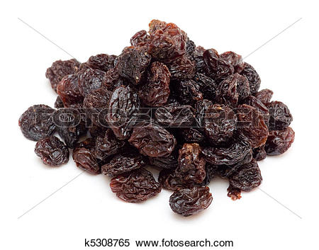 Stock Image of raisins k5308765.