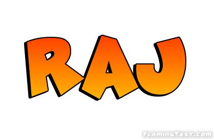 Raj Logo.