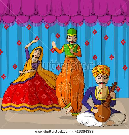 Rajasthani Woman Stock Photos, Royalty.
