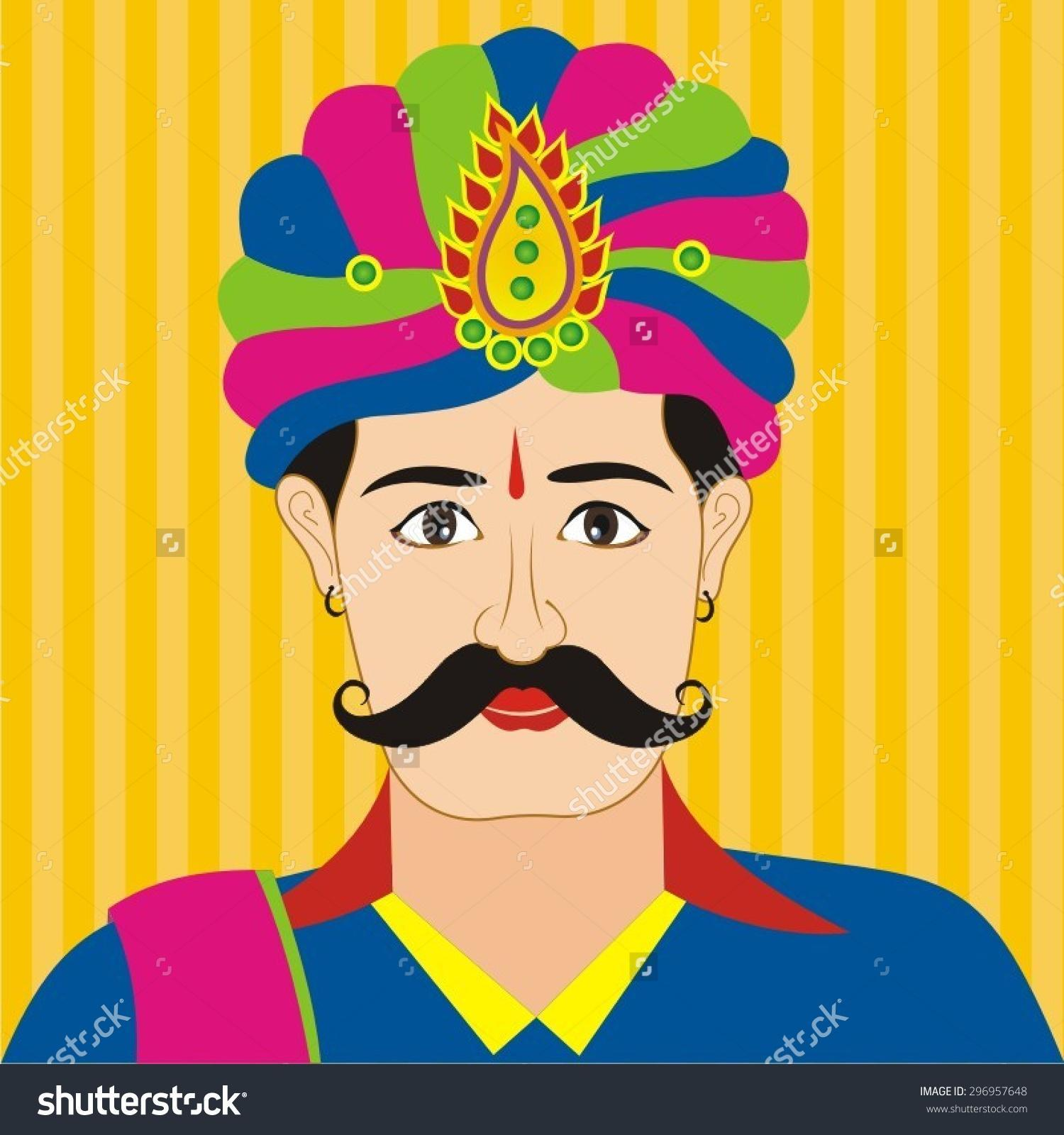 Rajasthani Turban Photo Maker for Android.