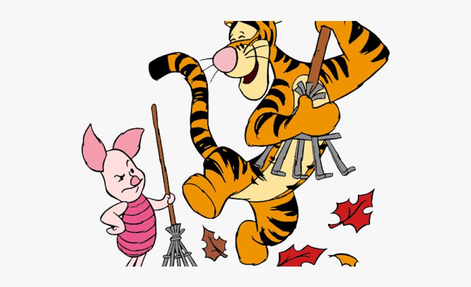 Raking Leaves Clip Art , Transparent Cartoon, Free Cliparts.