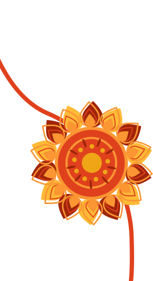 Happy Raksha Bandhan Clipart.